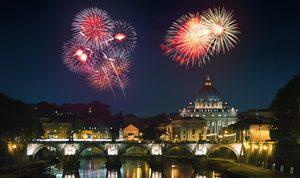 come passare capodanno a Roma
